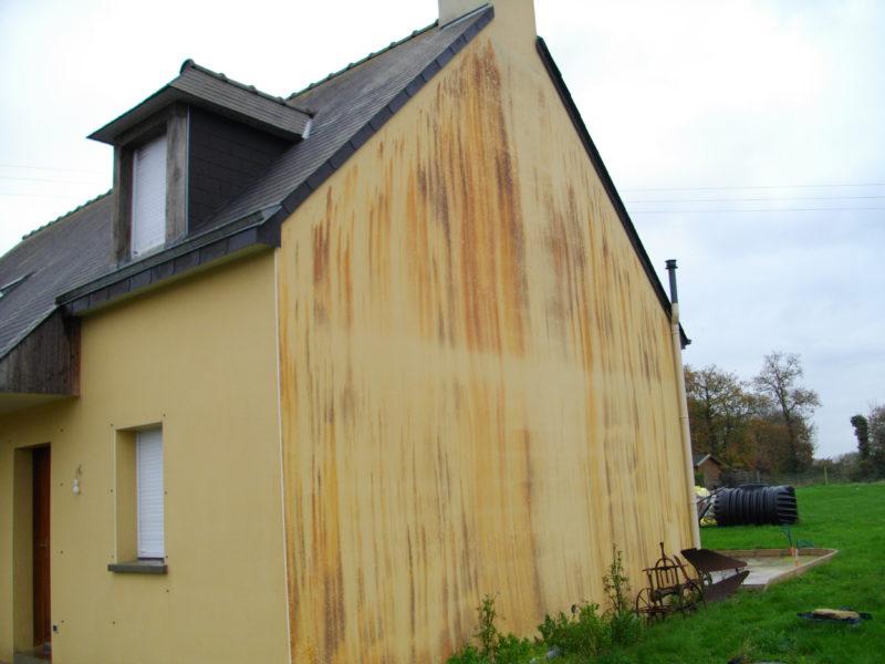 nettoyage de murs